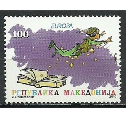 Znaczek Macedonia 2010 Mi 542 Czyste **
