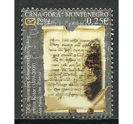 Znaczek Czarnogóra 2009 Mi 223 Czyste **