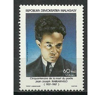 Znaczek Madagaskar 1987 Mi 1077 Czyste **