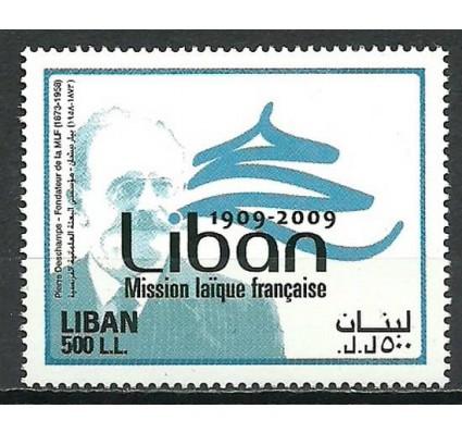 Znaczek Liban 2009 Mi 1506 Czyste **