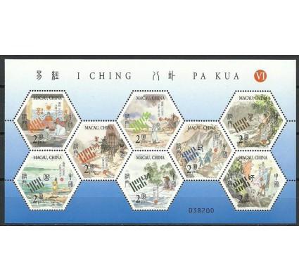 Znaczek Makau 2008 Mi ark 1558-1565 Czyste **