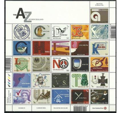 Znaczek Nowa Zelandia 2008 Mi ark 2517-2542 Czyste **