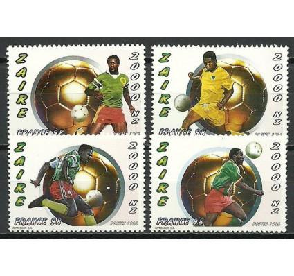 Znaczek Kongo Kinszasa / Zair 1996 Mi 1191-1194 Czyste **