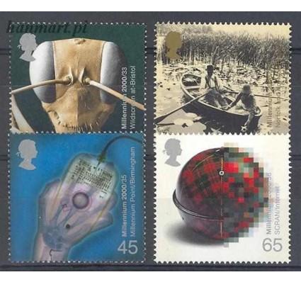 Wielka Brytania 2000 Mi 1889-1892 Czyste **