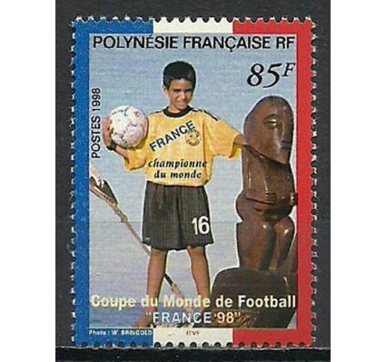 Znaczek Polinezja Francuska 1998 Mi 771 Czyste **
