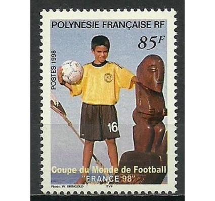 Znaczek Polinezja Francuska 1998 Mi 765 Czyste **