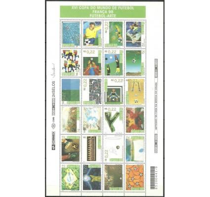 Znaczek Brazylia 1998 Mi ark 2858-2873 Czyste **