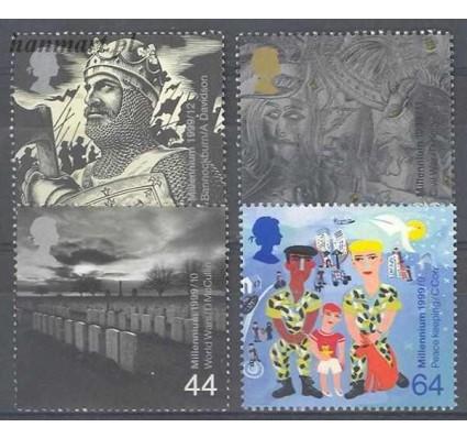 Wielka Brytania 1999 Mi 1827-1830 Czyste **