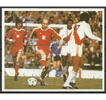 Znaczek Sierra Leone 1997 Mi bl 365 Czyste **