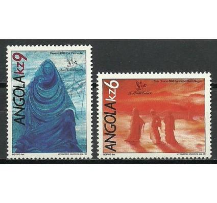 Znaczek Angola 1990 Mi 797-798 Czyste **