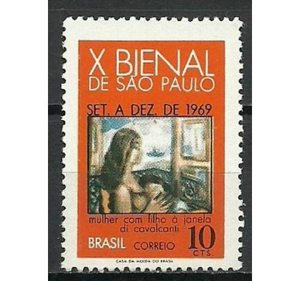 Znaczek Brazylia 1969 Mi 1215 Czyste **