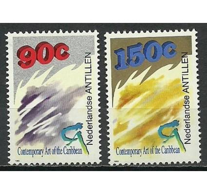 Znaczek Antyle Holenderskie 1993 Mi 783-784 Czyste **