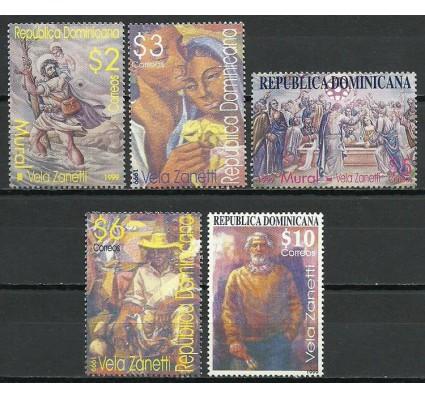 Znaczek Dominikana 1999 Mi 1960-1964 Czyste **