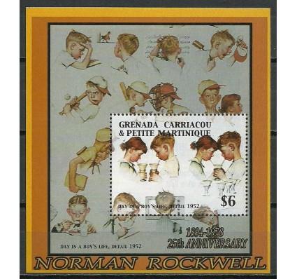 Znaczek Grenada / Carriacou i Petite Martinique 2003 Mi bl 581 Czyste **