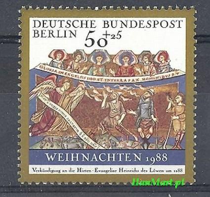 Berlin Niemcy 1988 Mi 829 Czyste **