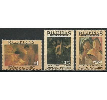 Znaczek Filipiny 1990 Mi 1995-1997 Czyste **