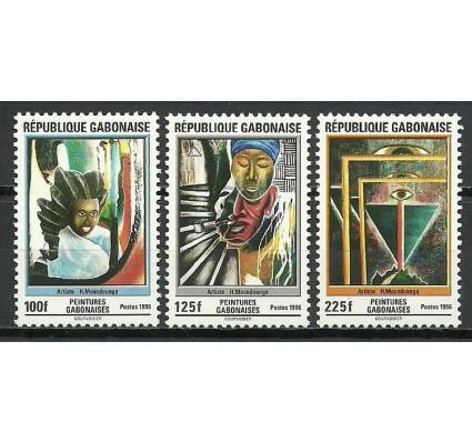 Znaczek Gabon 1996 Mi 1331-1333 Czyste **