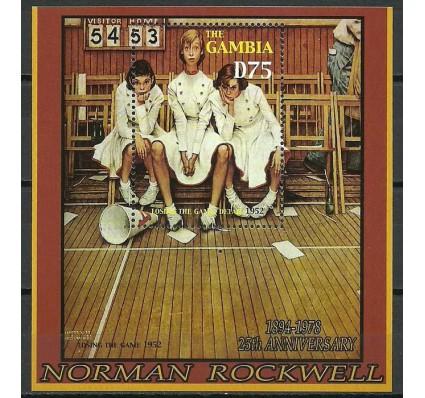 Znaczek Gambia 2004 Mi bl 664 Czyste **