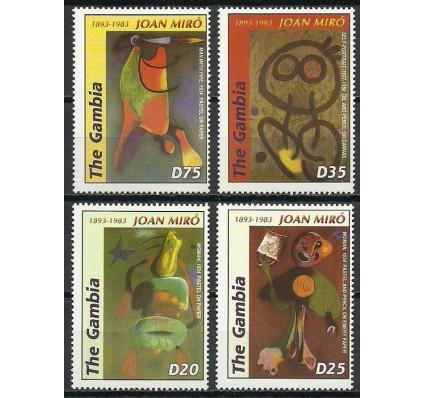 Znaczek Gambia 2004 Mi 5172-5175 Czyste **
