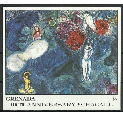Znaczek Grenada 1986 Mi bl 178 Czyste **