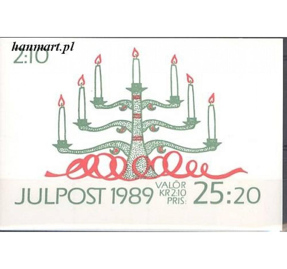 Szwecja 1989 Mi mh 146 Czyste **