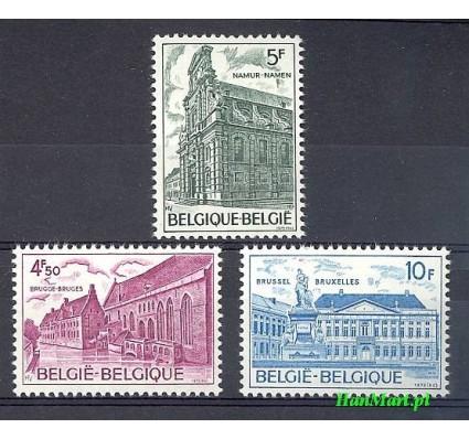 Znaczek Belgia 1975 Mi 1821-1823 Czyste **