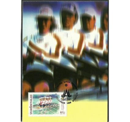 Znaczek Tajlandia 1998 Mi 1894 Karta Max