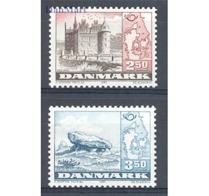 Znaczek Dania 1983 Mi 772-773 Czyste **