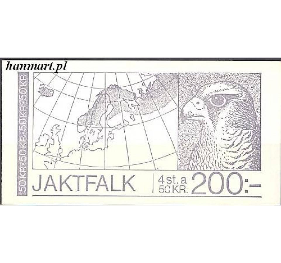 Szwecja 1981 Mi mh1140I Czyste **