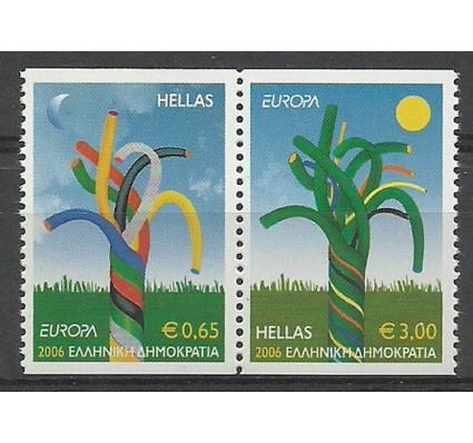 Znaczek Grecja 2006 Mi 2364-2365C Czyste **