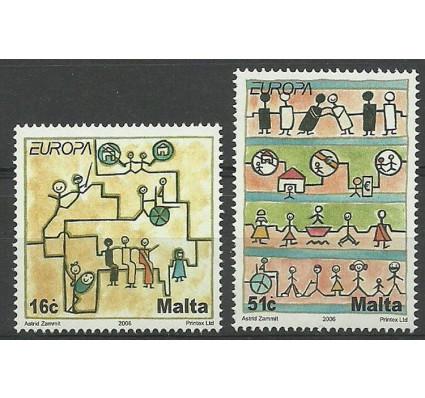 Znaczek Malta 2006 Mi 1456-1457 Czyste **