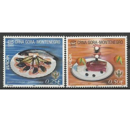 Znaczek Czarnogóra 2005 Mi 104-105IA Czyste **