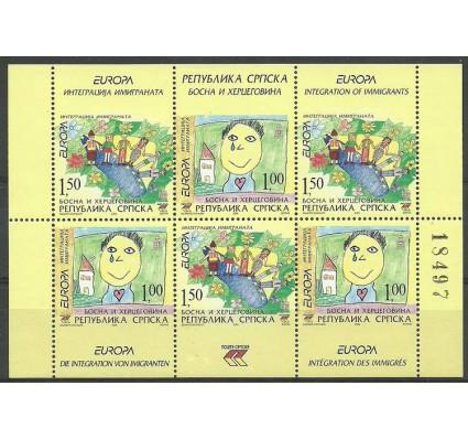 Znaczek Republika Serbska 2006 Mi ark 366-367 Czyste **