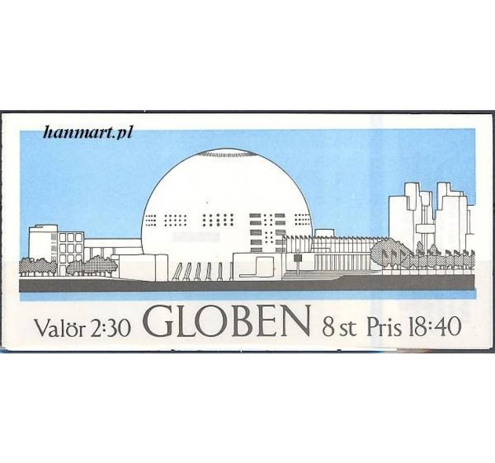Szwecja 1989 Mi mh 138 Czyste **