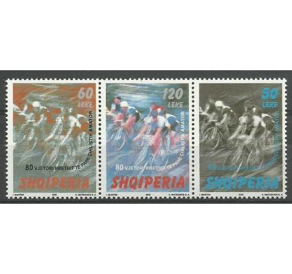Znaczek Albania 2005 Mi 3087-3089 Czyste **