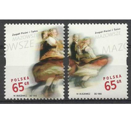 Znaczek Polska 1990 Mi 3727-3728 Fi 3579-3580 Czyste **