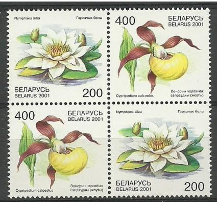 Znaczek Białoruś 2001 Mi 407-408 Czyste **