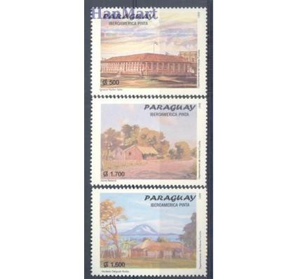 Znaczek Paragwaj 1999 Mi 4790-4792 Czyste **