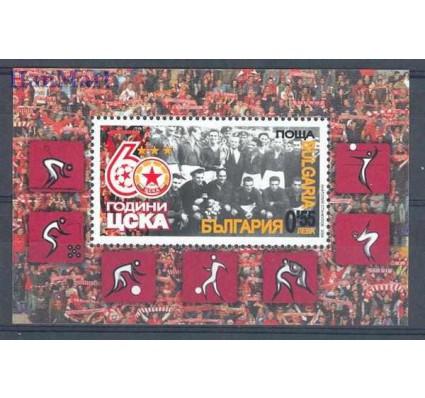 Znaczek Bułgaria 2008 Mi bl 298 Czyste **