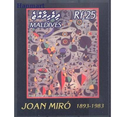 Znaczek Malediwy 2003 Mi bl 539 Czyste **