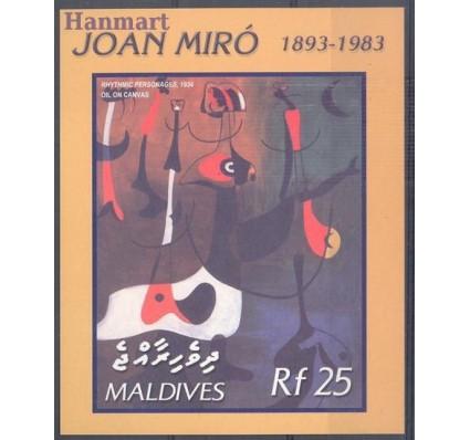 Znaczek Malediwy 2003 Mi bl 540 Czyste **
