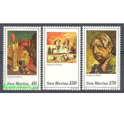 Znaczek San Marino 1979 Mi 1198-1200 Czyste **