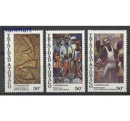 Znaczek Trynidad i Tobago 1995 Mi 667-669 Czyste **
