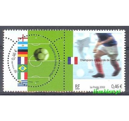Znaczek Francja 2002 Mi 3620-3621 Czyste **