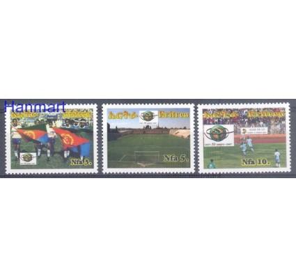 Znaczek Erytrea 2007 Mi 318-320 Czyste **