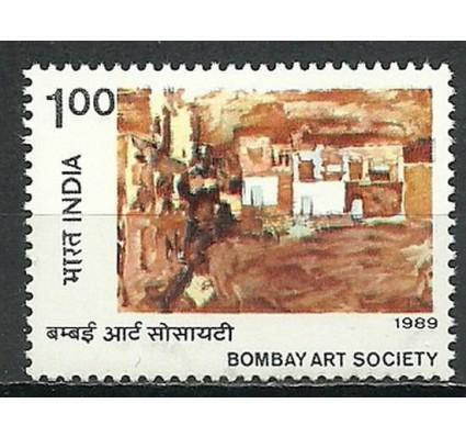 Znaczek Indie 1989 Mi 1246 Czyste **