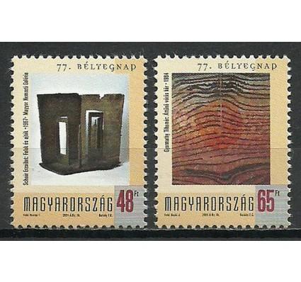 Znaczek Węgry 2004 Mi 4853-4854 Czyste **