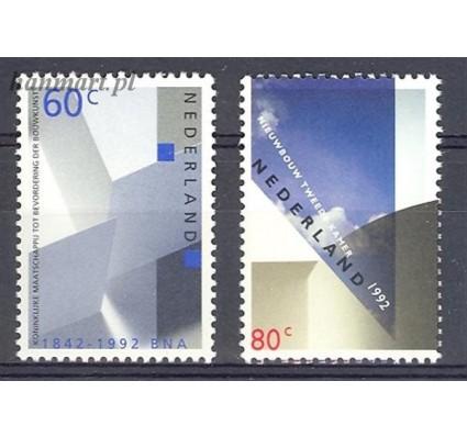 Holandia 1992 Mi 1439-1440 Czyste **