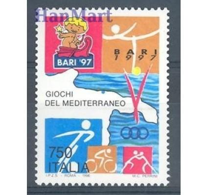 Znaczek Włochy 1996 Mi 2459 Czyste **