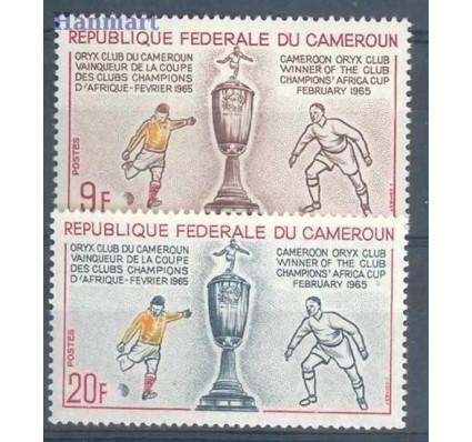 Znaczek Kamerun 1965 Mi 433-434 Czyste **